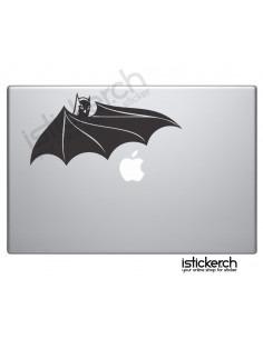Batman Macbook Aufkleber