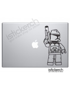 Lego Clonetrooper Macbook...