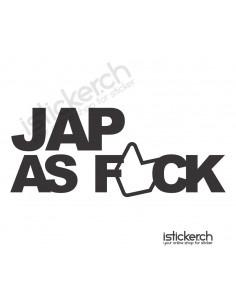 JDM Jap As Fuck