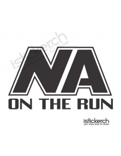 N/A On The Run