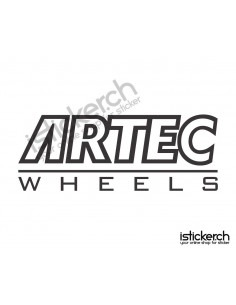 Artec Wheels Logo