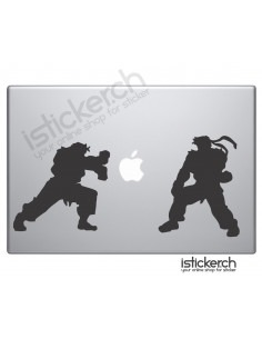 Street Fighter Macbook...