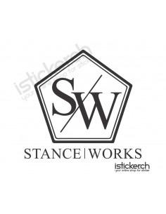 StanceWorks Logo