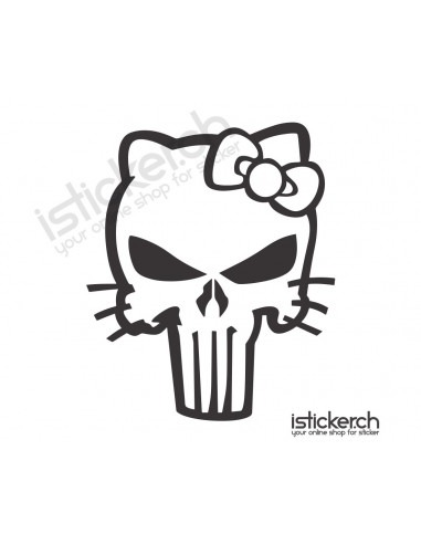 Punisher Hello Kitty