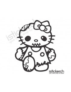 Zombie Hello Kitty