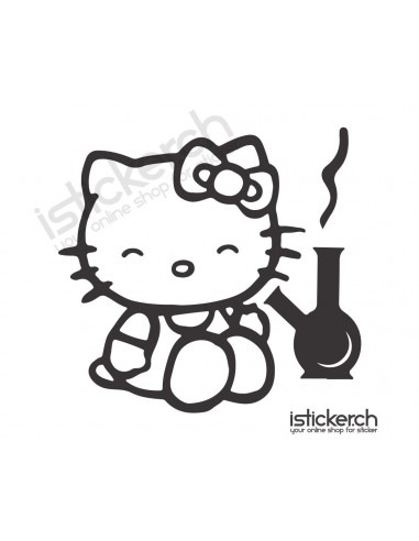 Bong Hello Kitty
