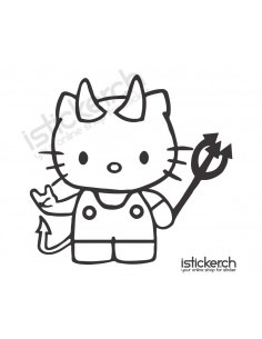 Devil Hello Kitty 3