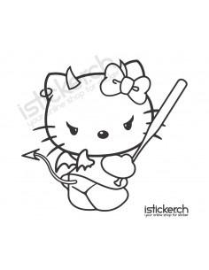 Devil Hello Kitty 4