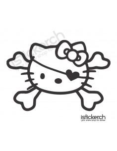 Bones Hello Kitty