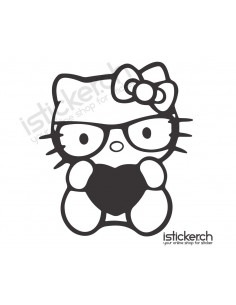 Nerd 4 Hello Kitty