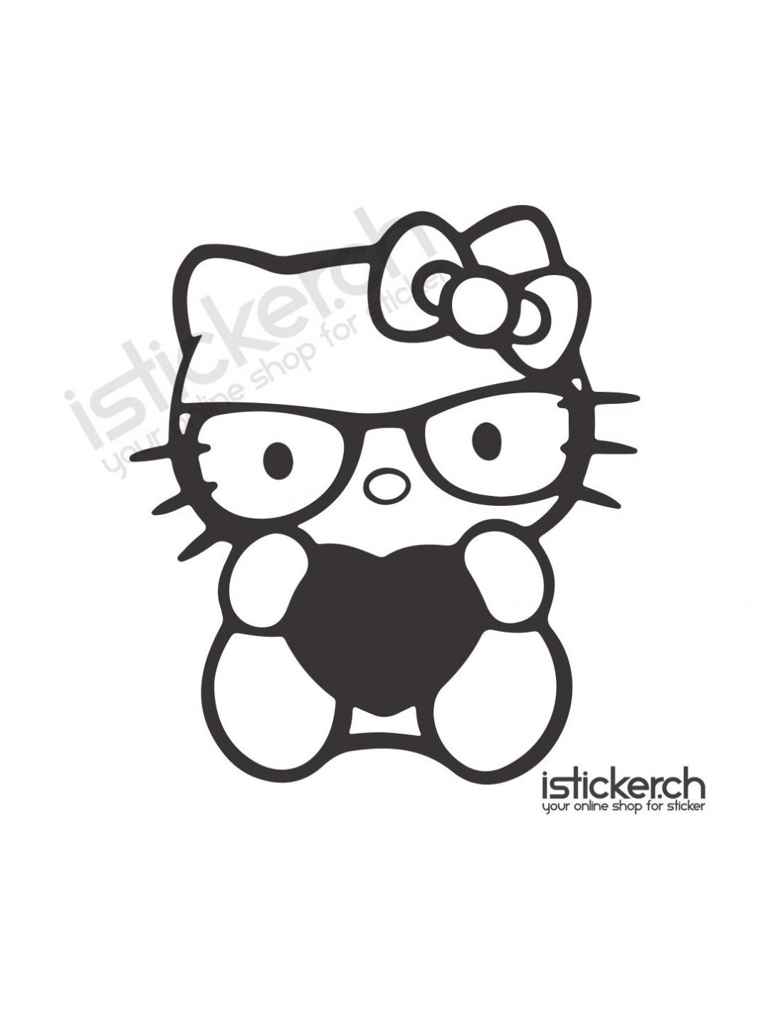Fantastisch Hallo Kitty Farbe Seite Nerd Fotos - Beispiel ...
