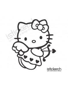 Amor Hello Kitty