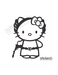 Leia Hello Kitty