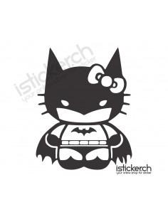 Batman Hello Kitty