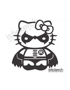Robin Hello Kitty