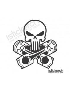 Punisher Kolben