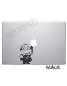 Minion Macbook Aufkleber