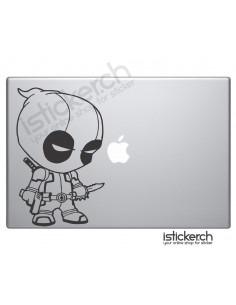 Little Deadpool Macbook...
