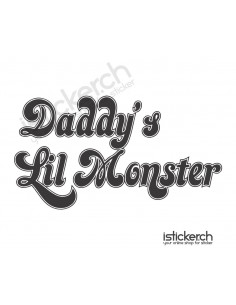 Daddys Lil Monster