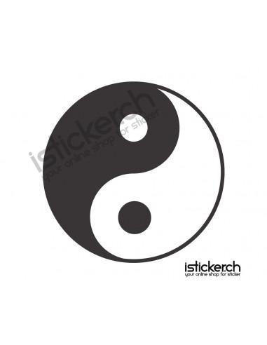Zeichen & Symbole Ying Yang