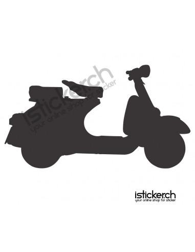 Motorräder Lambretta