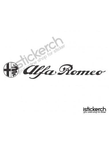 Automarken Alfa Romeo 1