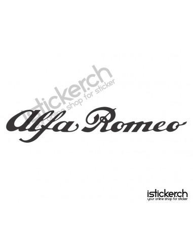 Automarken Alfa Romeo 4