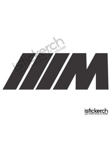 Automarken BMW M Power 1