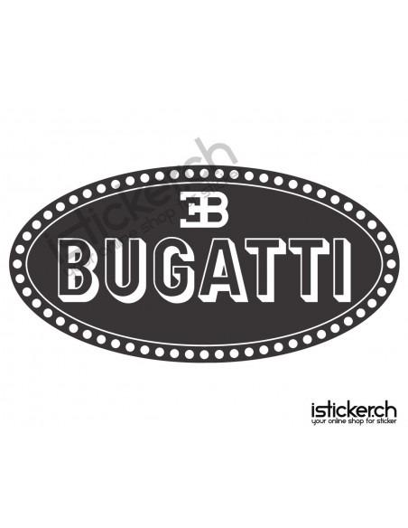 Automarken Bugatti 1