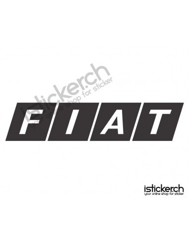Automarken Fiat 3