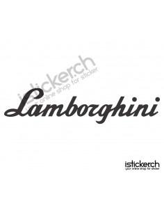 Automarken Lamborghini 3