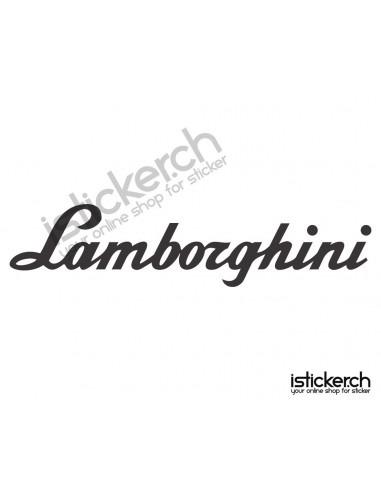 Auto Marken Automarken Lamborghini 3
