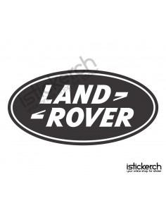 Automarken Land Rover