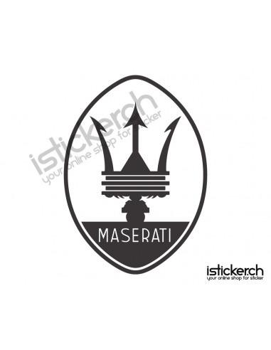 Automarken Maserati 1