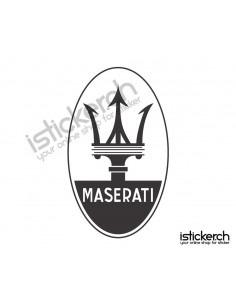 Automarken Maserati 3
