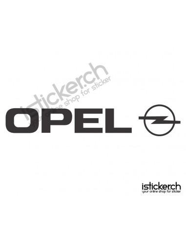 Automarken Opel 1