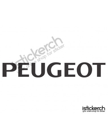 Auto Marken Automarken Peugeot 3