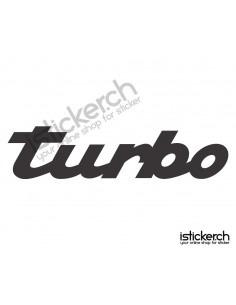 Automarken Porsche Turbo