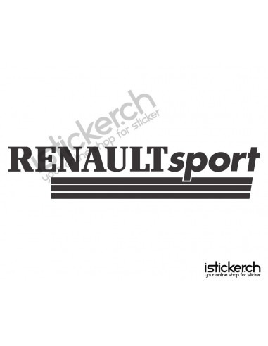 Automarken Renault Sport
