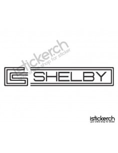 Automarken Shelby