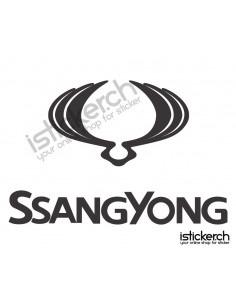 Automarken SsangYong
