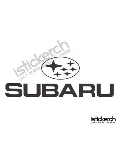 Automarken Subaru 1