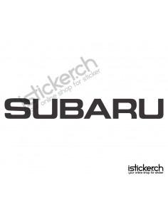 Automarken Subaru 2