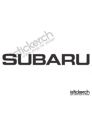 Auto Marken Automarken Subaru 2