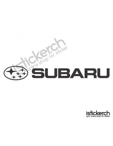 Automarken Subaru 3