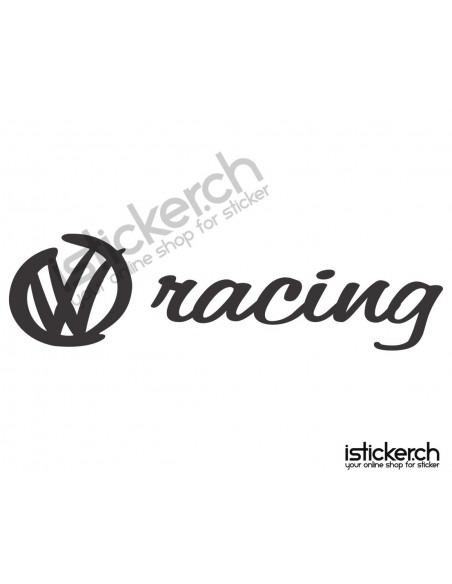 Automarken VW Racing