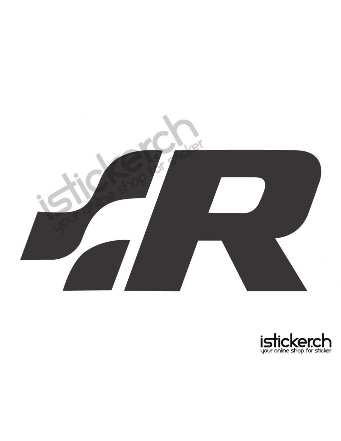 Automarken Vw R Line Istickerch