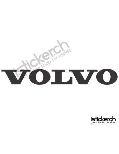 Automarken Volvo 1
