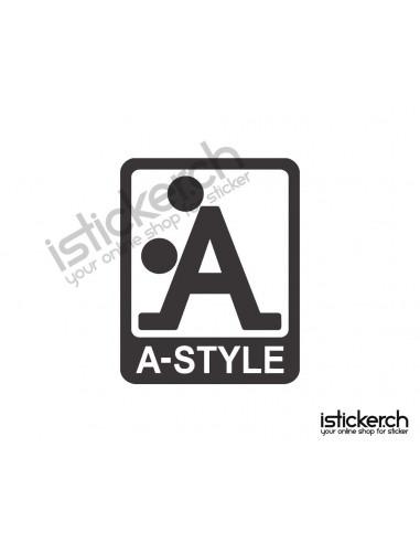 Mode Brands A-Style Logo