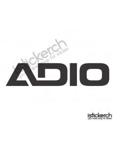Adio Logo 2